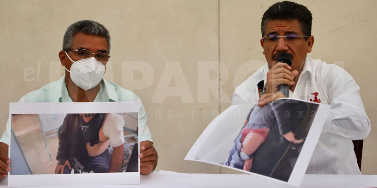 Denuncian ataque a integrantes de Antorcha Campesina | El Imparcial de Oaxaca