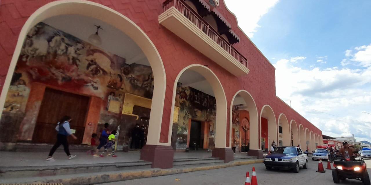 Comerciantes establecidos en el centro de Huajuapan, quienes menos utilizan cubrebocas | El Imparcial de Oaxaca
