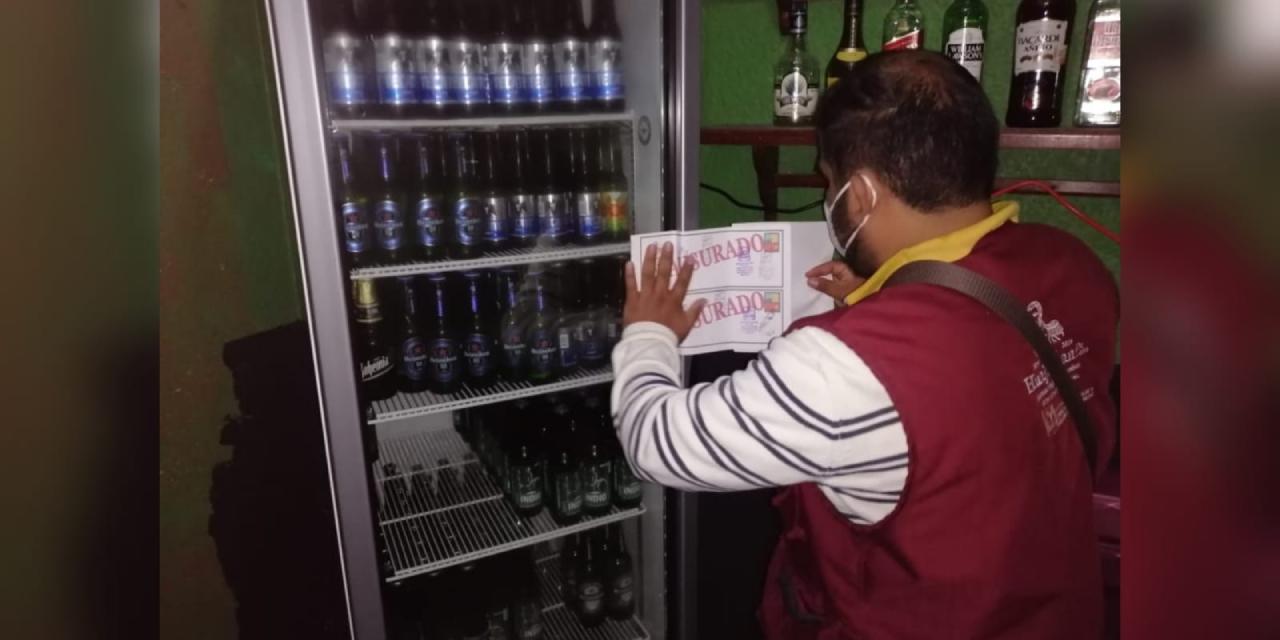 Clausuran temporalmente un bar de Huajuapan por desacato a medidas sanitarias   El Imparcial de Oaxaca
