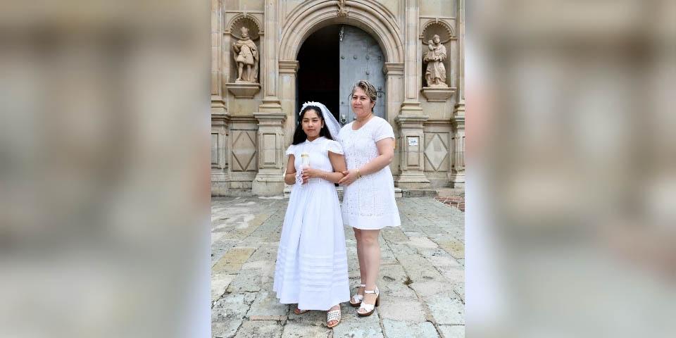 Recibe Dulce María  el cuerpo de Cristo | El Imparcial de Oaxaca