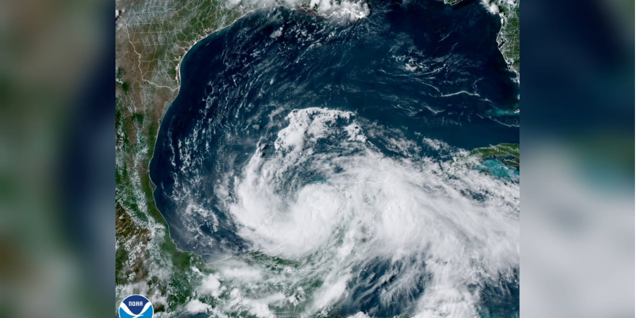 'Grace' avanza y se interna en el Golfo de México, va con rumbo a Veracruz | El Imparcial de Oaxaca