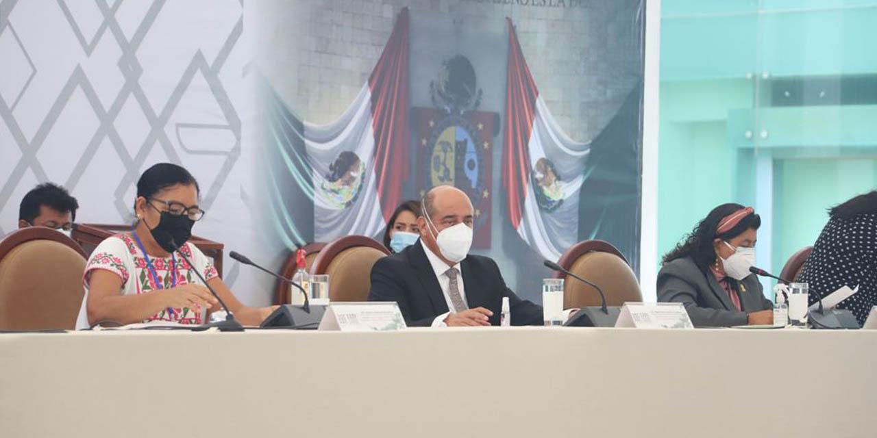 Comparecencia del titular del IEEPO en el Congreso Local | El Imparcial de Oaxaca