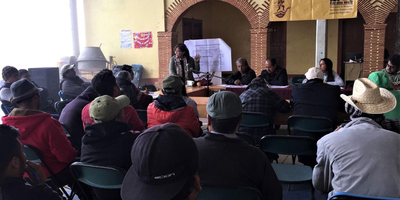 Presentan iniciativa a favor de comunidades indígenas en Oaxaca   El Imparcial de Oaxaca