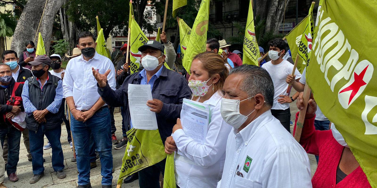 Van por auditoría a dirigencia del PUP | El Imparcial de Oaxaca