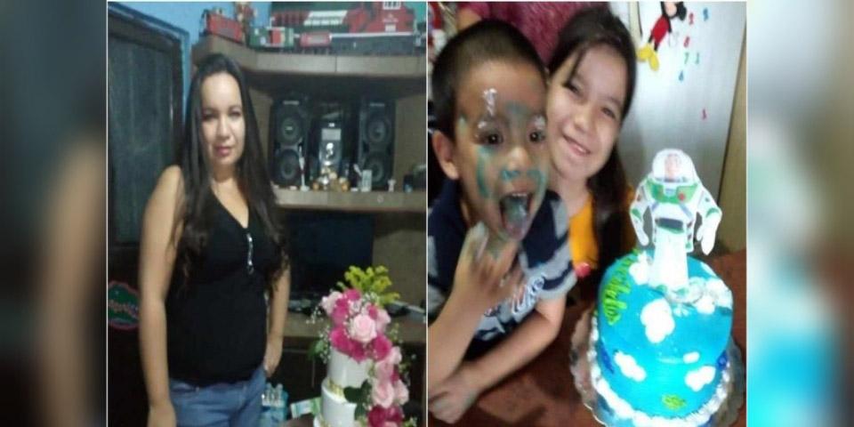 Madre lavó ropa ajena a cambio de un pastel para el cumpleaños de sus hijos | El Imparcial de Oaxaca