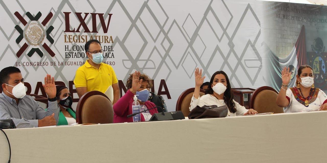 Analiza Comisión Instructora sanción para el gobernador   El Imparcial de Oaxaca