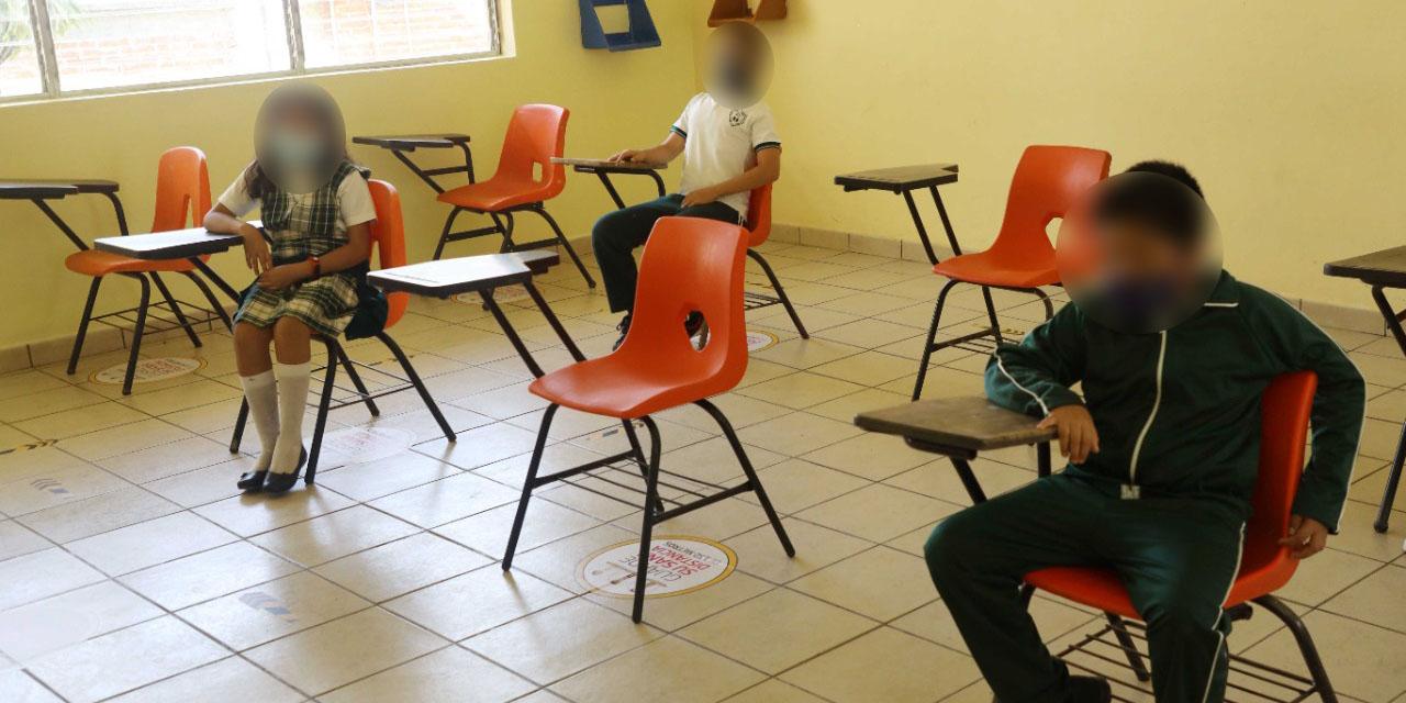 Persiste abandono escolar en nivel secundaria: IEEPO   El Imparcial de Oaxaca