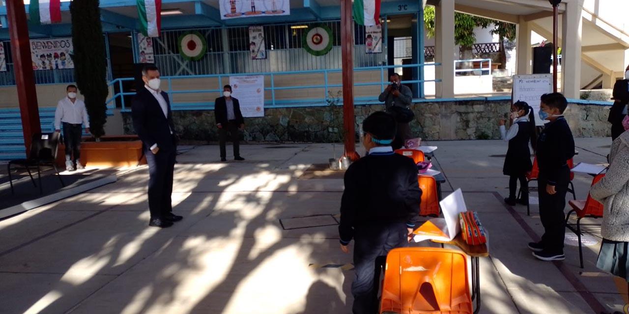 Inicia con clases presenciales el ciclo escolar 2021-2022 | El Imparcial de Oaxaca