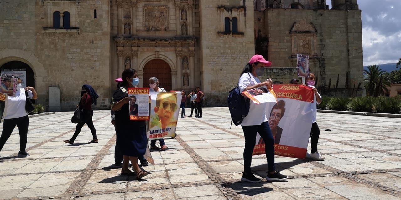Marchan Sabuesos Guerreras de Oaxaca | El Imparcial de Oaxaca