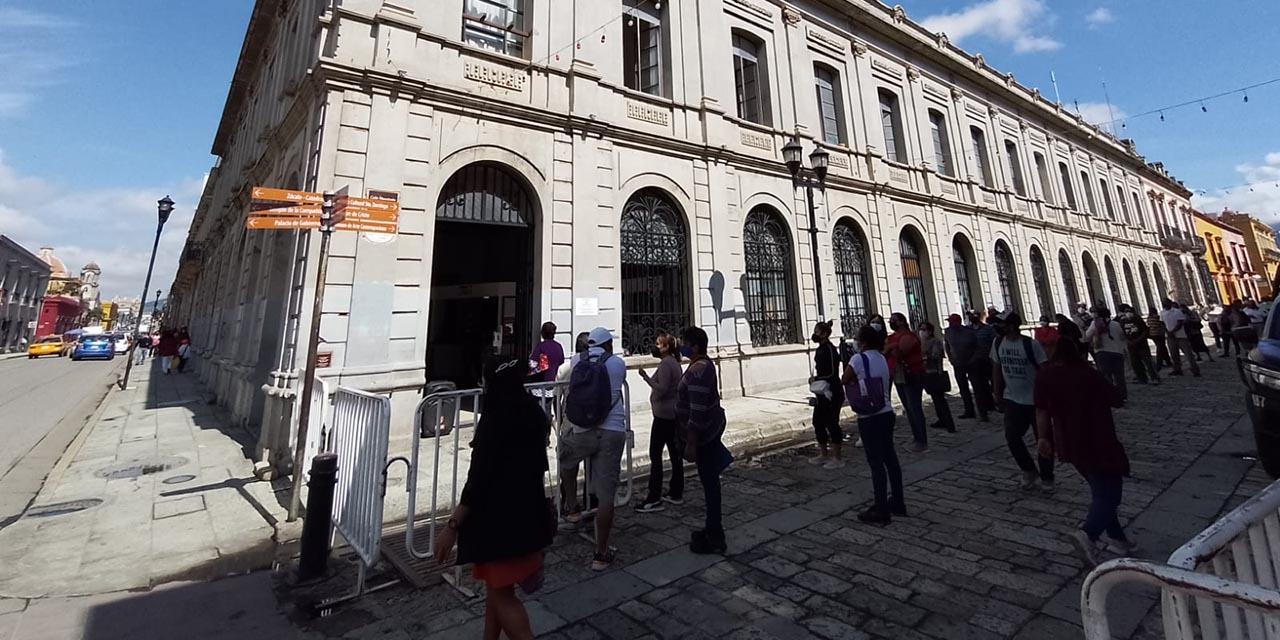 Reinicia labores Monte de Piedad | El Imparcial de Oaxaca