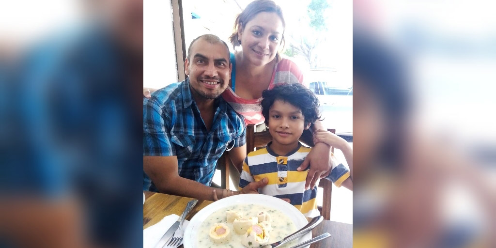 Tiernas felicitaciones para Evans Leonardo   El Imparcial de Oaxaca