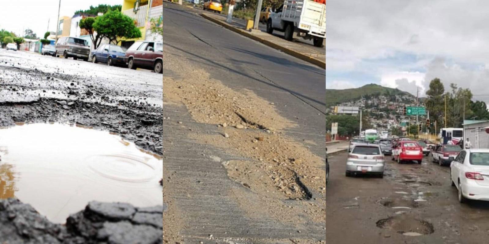 Abandona CAO y municipios vialidades   El Imparcial de Oaxaca