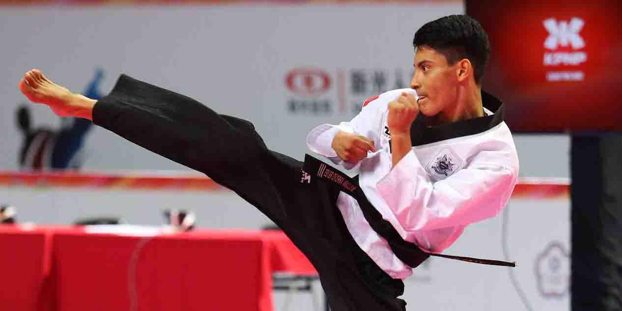 William Arroyo, en el top 30 del World Taekwondo   El Imparcial de Oaxaca
