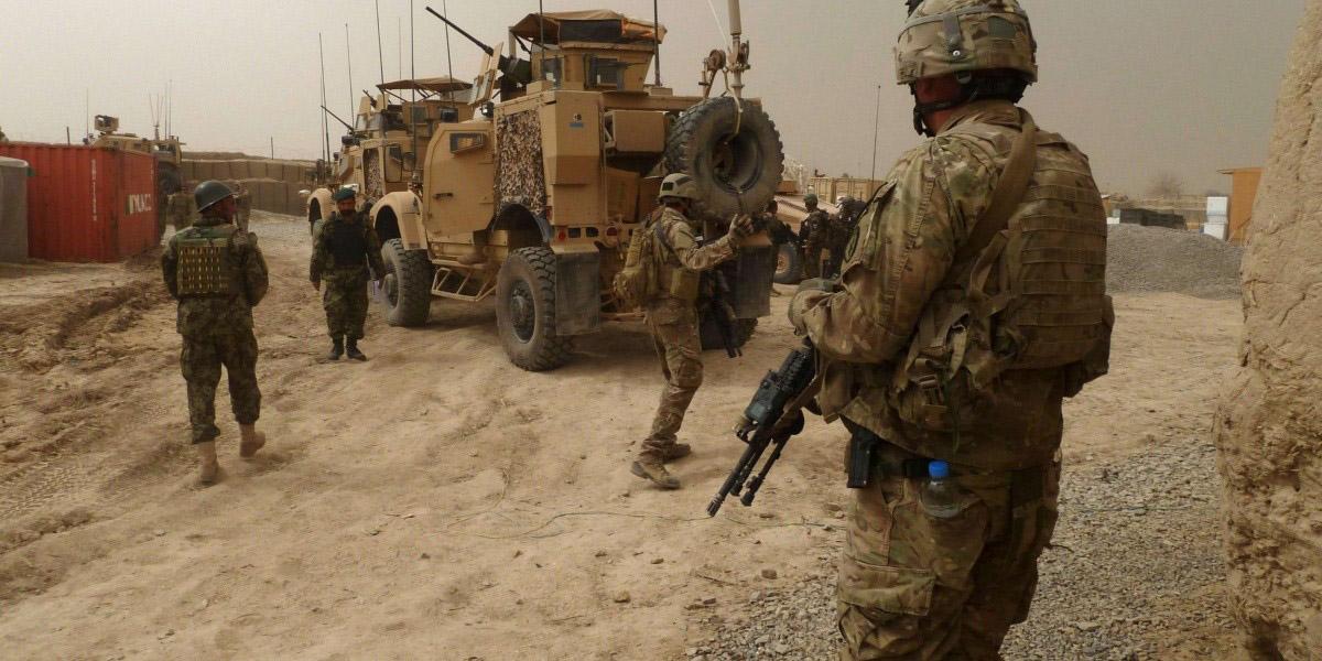 EU concluye retirada de sus tropas del territorio de Afganistán   El Imparcial de Oaxaca