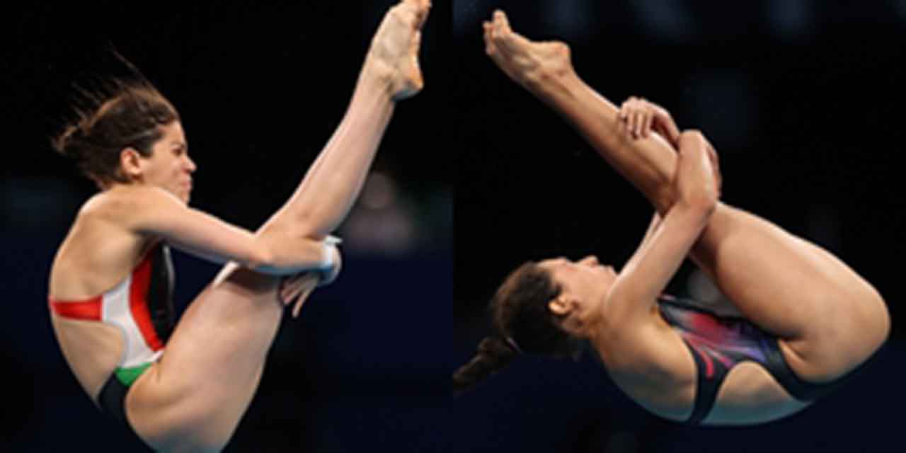 Alejandra Orozco y Gabriela Agúndez avanzan a semifinales en plataforma de 10 metros Tokio 2020   El Imparcial de Oaxaca