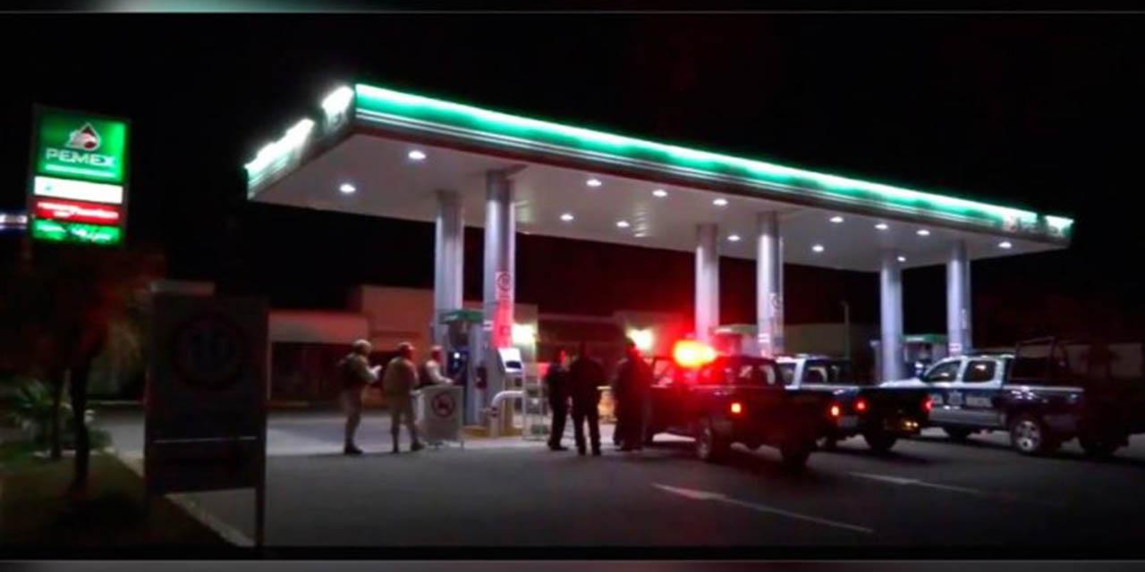 Asesinan a policía auxiliar y asaltan gasolinera de Tonameca | El Imparcial de Oaxaca