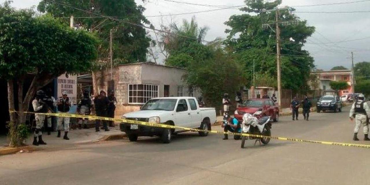 Comando armado ataca casa por cuarta ocasión   El Imparcial de Oaxaca