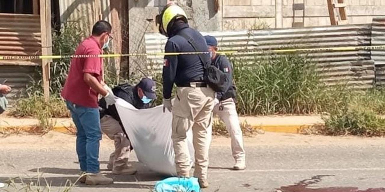 Pierde la vida hombre atropellado en Santa Cruz Xoxocotlán