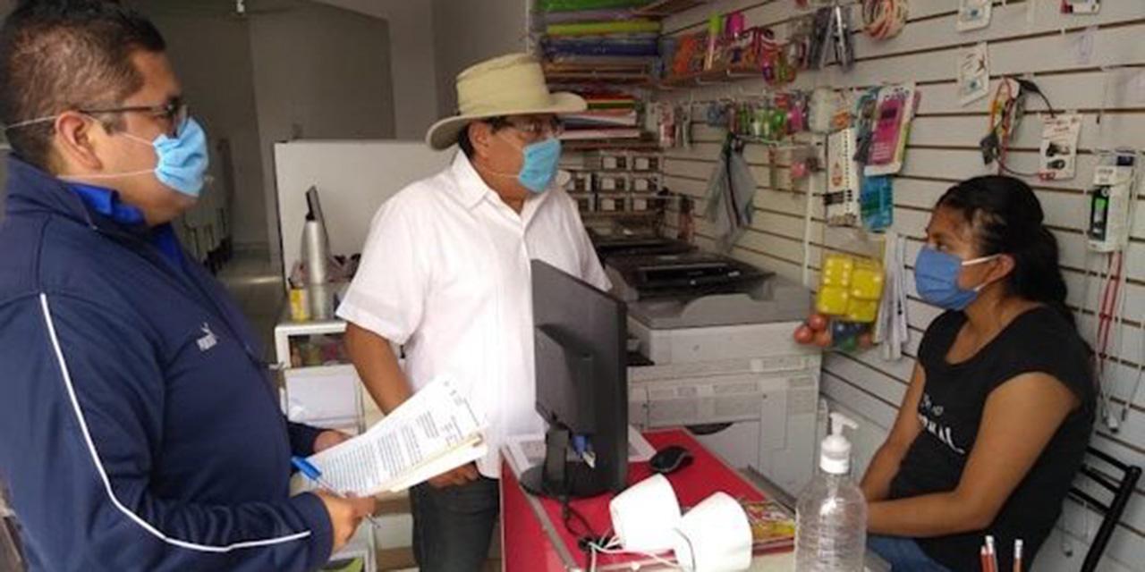 Acciones por repunte de contagios por Covid-19   El Imparcial de Oaxaca