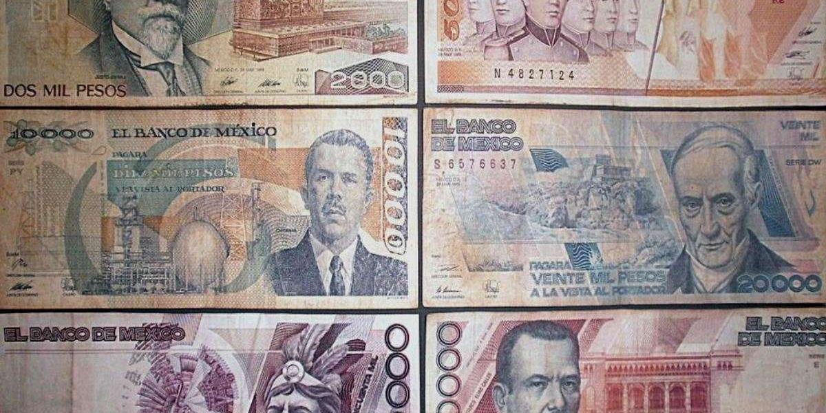 Billetes de México, ¿cuáles de ellos ya no tienen valor? | El Imparcial de Oaxaca