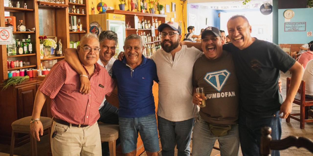 Cantinas de Oaxaca luminoso retorno al pasado