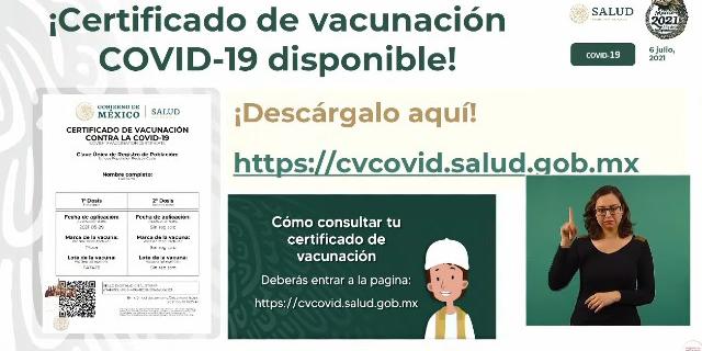 Descubren una red que falsifica certificados covid en Nueva York   El Imparcial de Oaxaca
