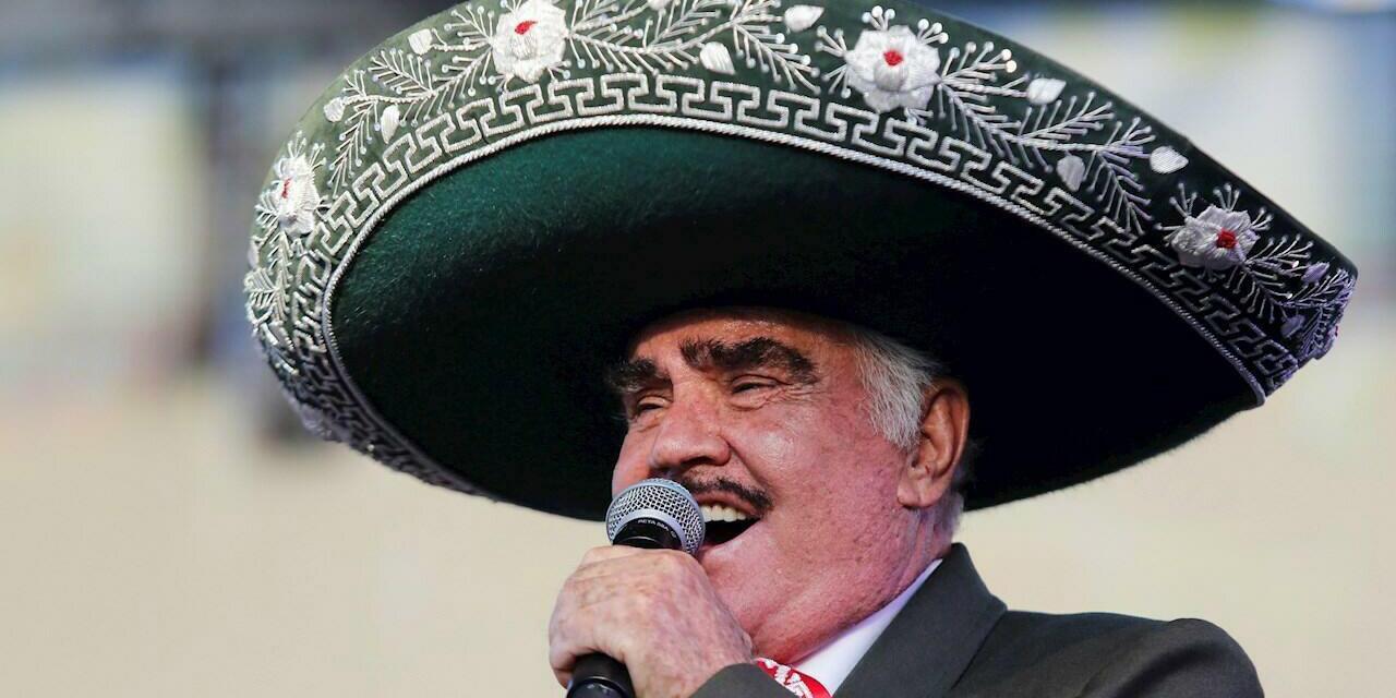 Vicente Fernández continúa en terapia intensiva; le colocan sonda de alimentación | El Imparcial de Oaxaca