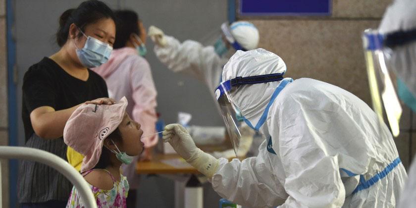 China logra frenar la variante Delta: registran cero casos por primera vez en un mes | El Imparcial de Oaxaca