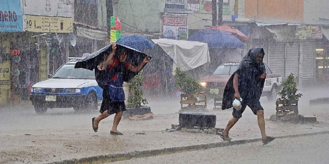 "Pronostican lluvias  fuertes por ""Grace""   El Imparcial de Oaxaca"