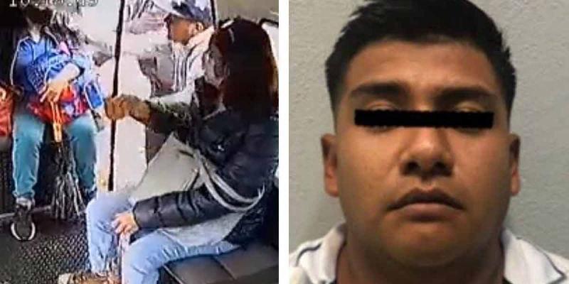 Capturan a segundo asaltante que balearon y mataron a chofer de combi en Naucalpan   El Imparcial de Oaxaca