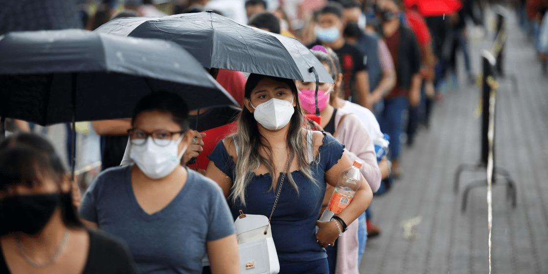 México registra 21 mil 569 casos covid, un nuevo récord; la ocupación hospitalaria rebasa el 50%   El Imparcial de Oaxaca