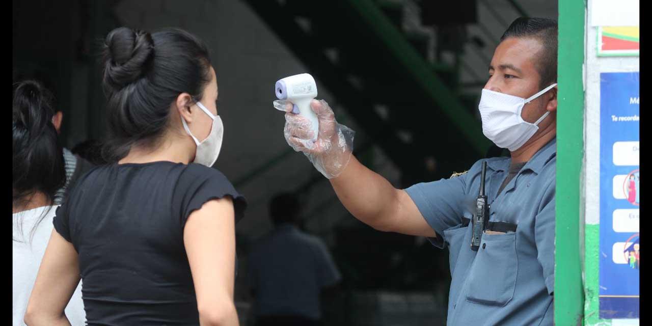 Los SSO reportan 2,316 casos activos de Covid-19   El Imparcial de Oaxaca