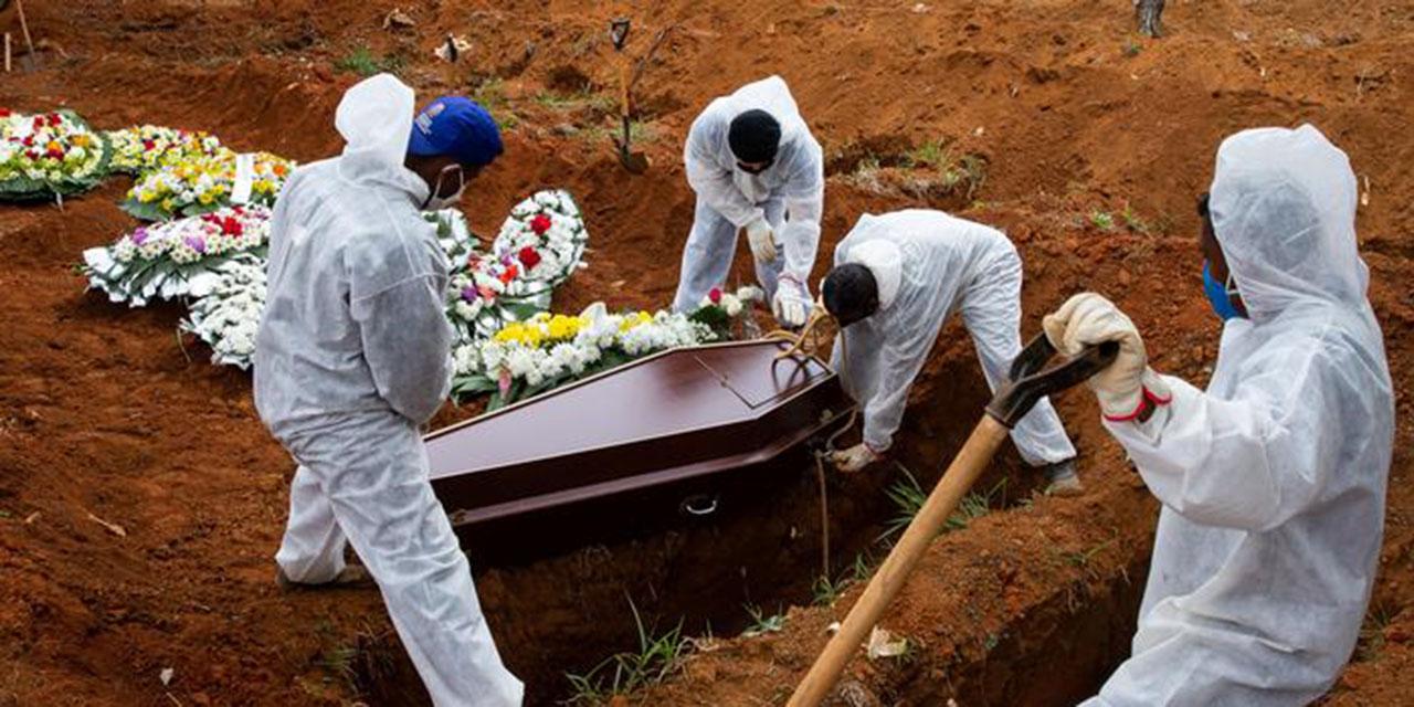 El número de muertes por Covid-19 en Oaxaca es de 4,318   El Imparcial de Oaxaca