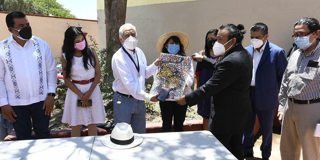 Pide Jorge Bueno preservar y defender legado de Oaxaca   El Imparcial de Oaxaca