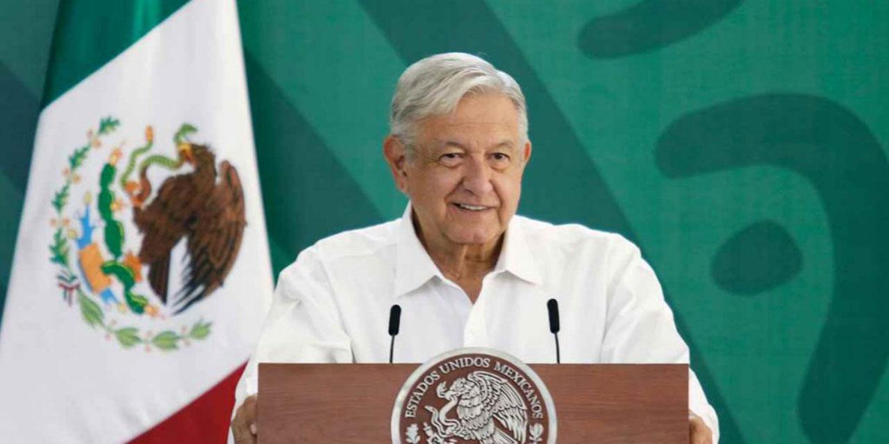 No descarta AMLO juicio a expresidentes | El Imparcial de Oaxaca