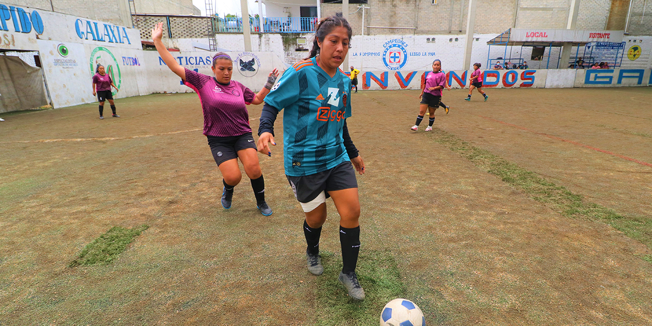 Deportivo Zarca y Lobas se enfrentarán por el título en disputa   El Imparcial de Oaxaca