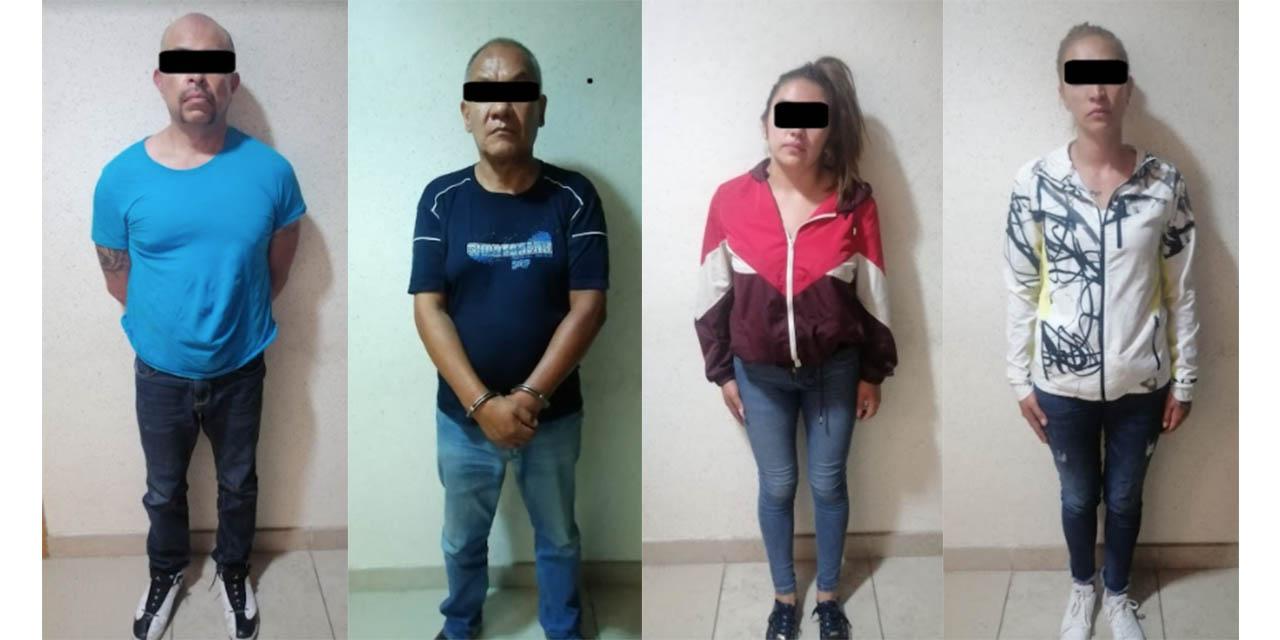 Cae presunta banda de  ladrones domiciliarios en Santa Rosa   El Imparcial de Oaxaca