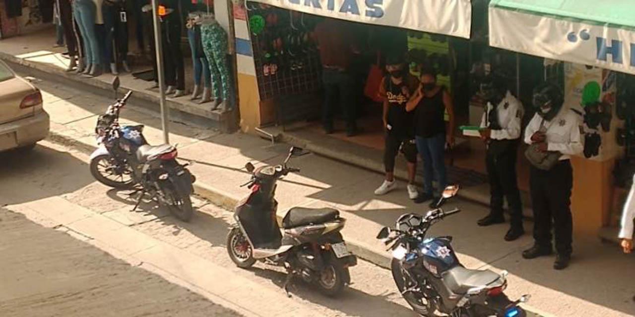 Fuerte choque en Huajuapan   El Imparcial de Oaxaca