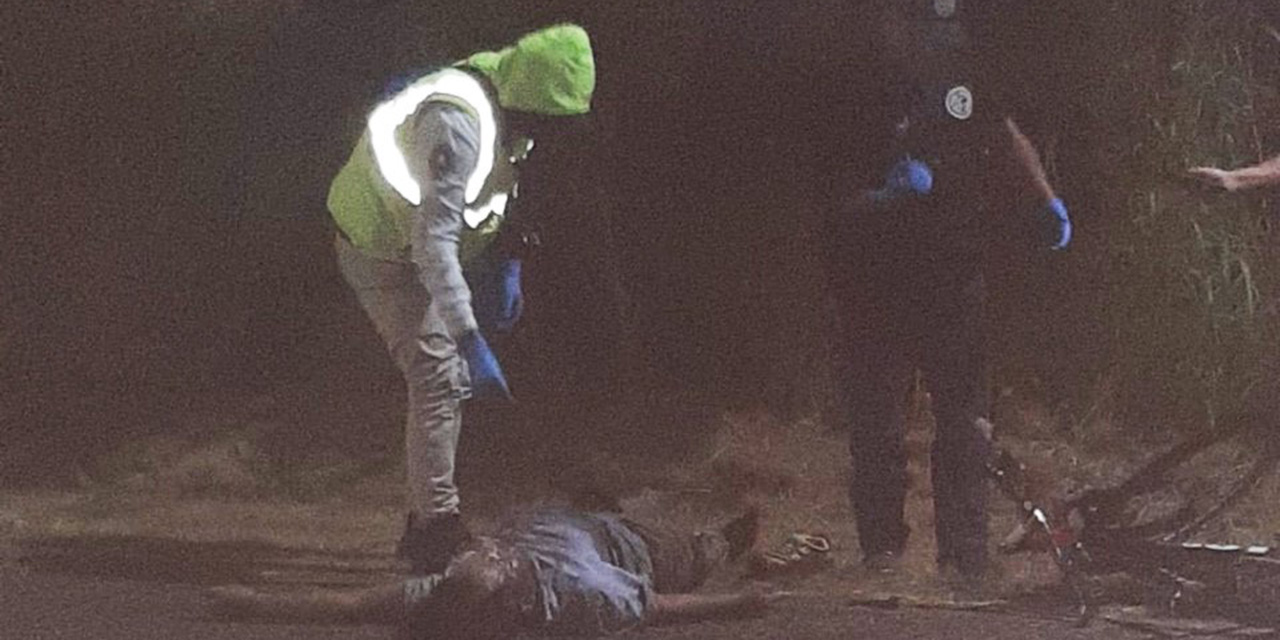 Identifican a hombre que murió tras ser arrollado | El Imparcial de Oaxaca