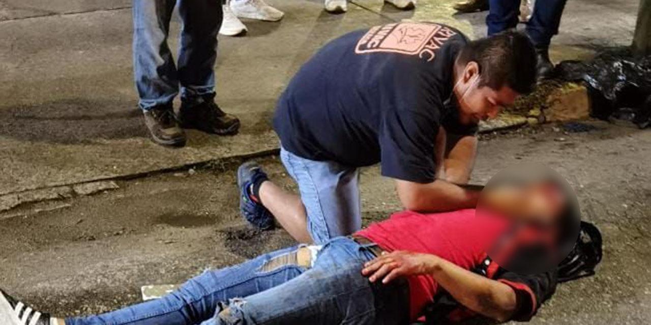 Arrolla a un motocicleta en el periférico de Oaxaca   El Imparcial de Oaxaca