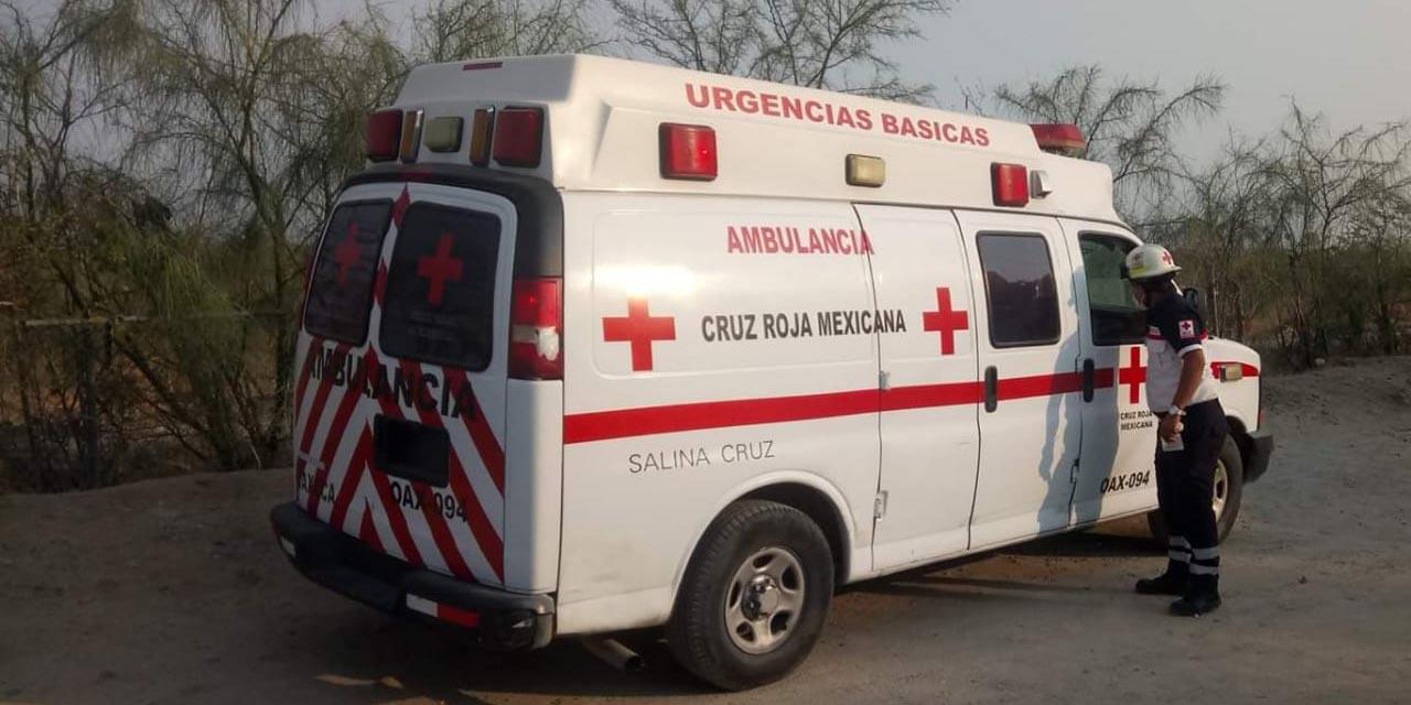 Volcadura deja dos lesionados en Juchitán | El Imparcial de Oaxaca