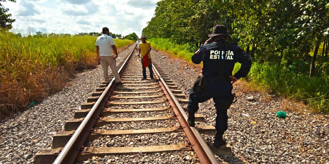Aseguran a ocho hondureños en la Cuenca | El Imparcial de Oaxaca
