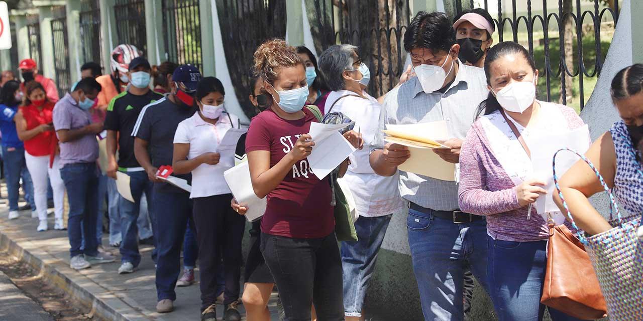 Covid-19 no da tregua; reportan ayer 37 decesos   El Imparcial de Oaxaca