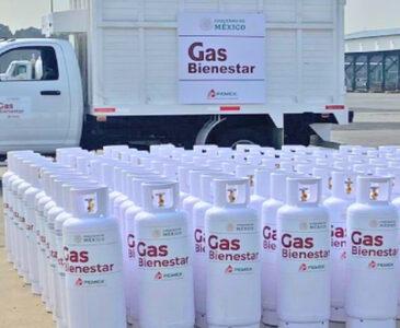 Consumidores mexicanos felices con el nuevo esquema de los precios del gas Bienestar