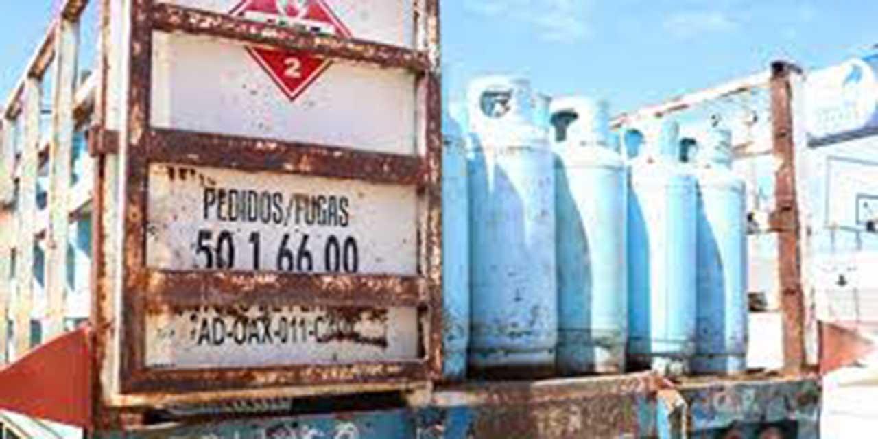 Se requieren tres días de trabajo para comprar gas LP en Oaxaca   El Imparcial de Oaxaca