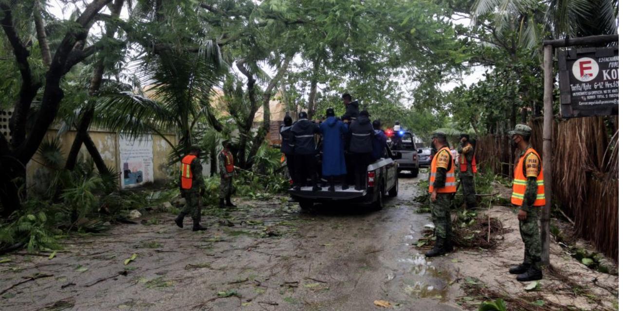 Grace deja municipios incomunicados, problemas de energía y escasez de agua   El Imparcial de Oaxaca