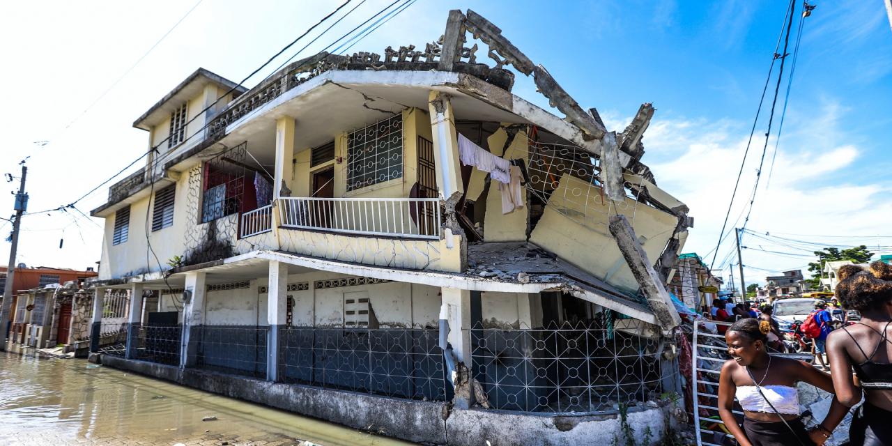 Expertos revelan por qué Haití sufre sismos tan devastadores   El Imparcial de Oaxaca