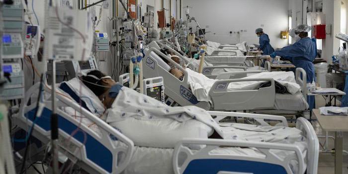 Hospitalizaciones por covid-19 en EU llegan al máximo, algo que no pasaba en 8 meses   El Imparcial de Oaxaca