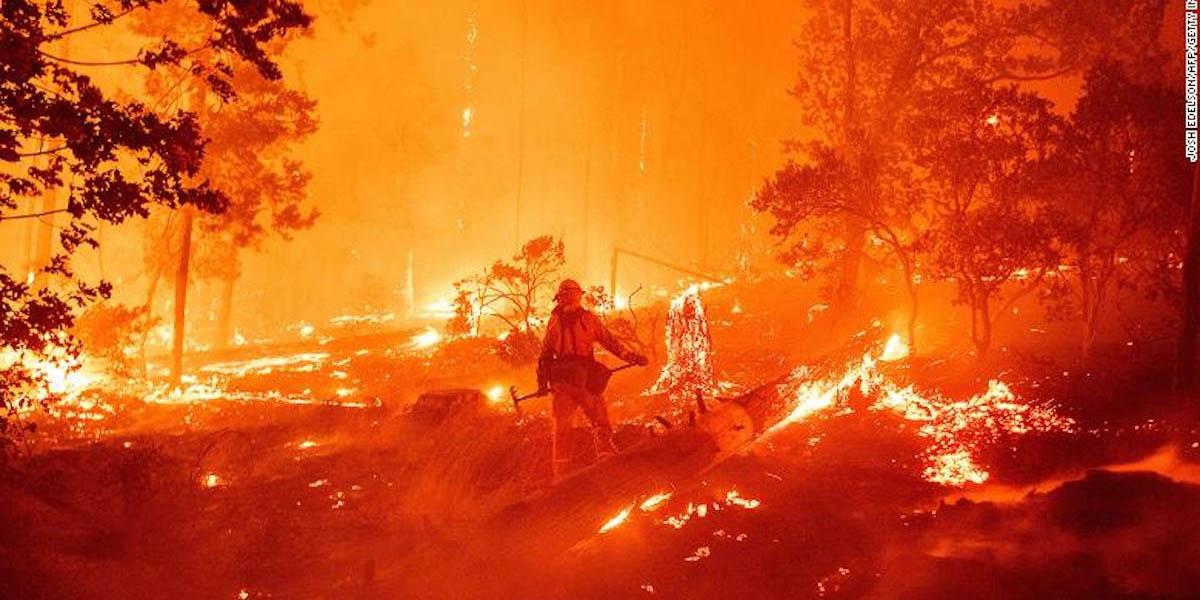 Incendio forestal de California deja ocho desaparecidos en enorme | El Imparcial de Oaxaca