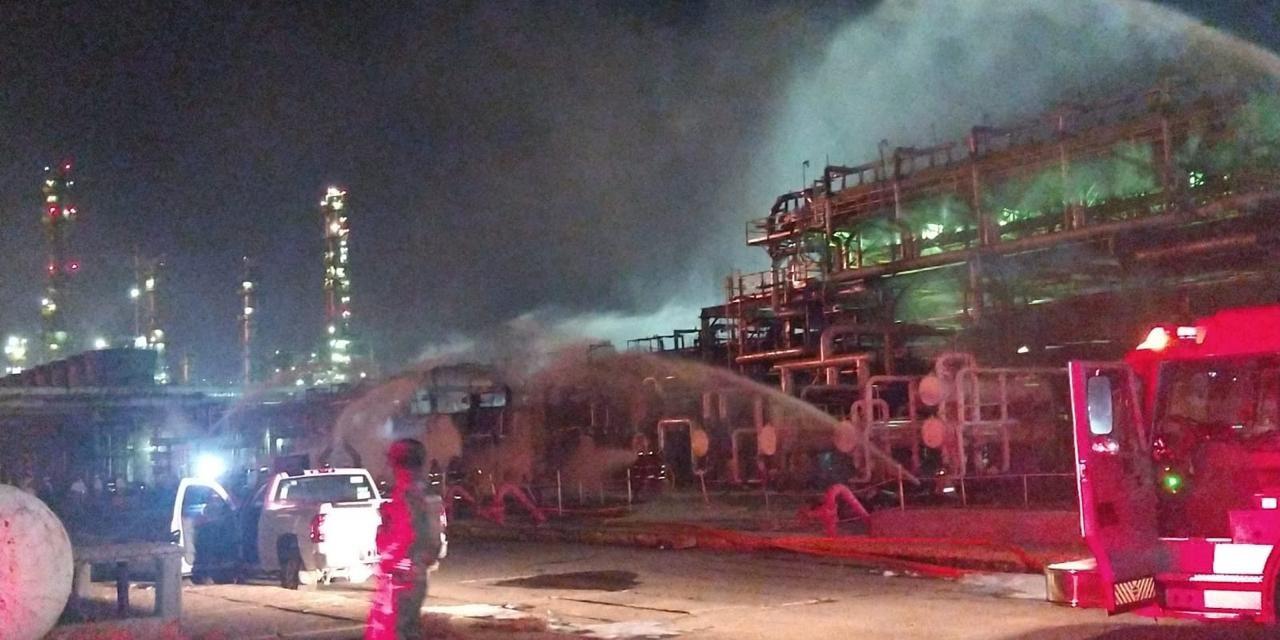 Corrupción, detrás de los accidentes en la refinería | El Imparcial de Oaxaca